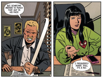 Review: Hawkeye 1 /img/hawkeye1review/punch2.png
